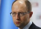 Яценюк говорит, что через десять лет Украина может экспортировать газ